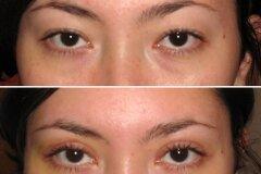Азиатские глаза