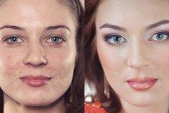 Завершенный макияж