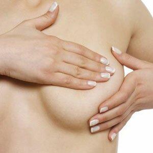 увеличенные молочные железы