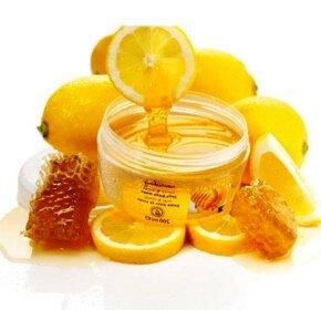 цитрусы и мед