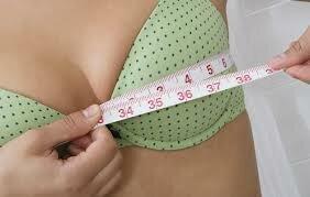 как правильно определить размер женской груди