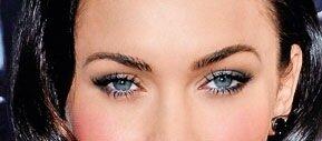 глаза Меган Фокс