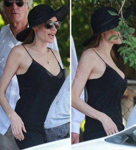 груди Джолли