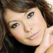 девушка азиатка