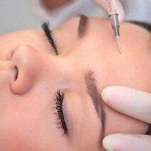 инъекция в лоб