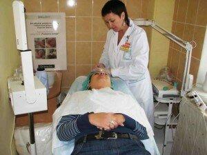 массажные процедуры в клинике