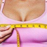 как узнать какой размер груди
