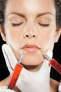 силикон для увеличения губ