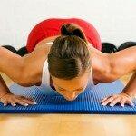 упражнения для отвисшей груди