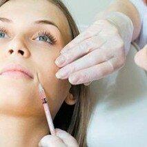 введение гиалуроновой кислоты в губы