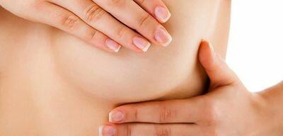 лимфодренажный массаж груди