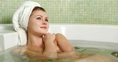 горячая ванна и шугаринг
