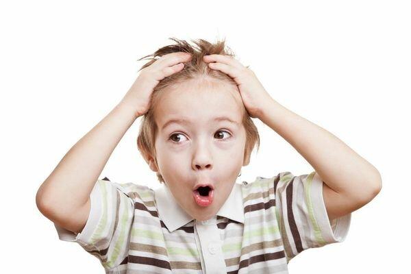 лечение алопеции у детей
