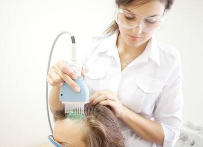 фототерапия для волос