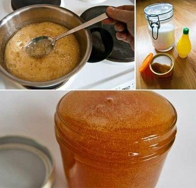 ингредиенты для приготовления сарной пасты