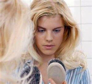 выпадение волос у молодых мам