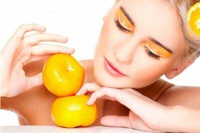 чистка лица фруктовыми кислотами