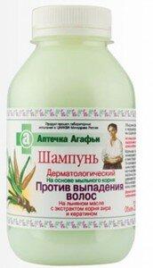 шампунь «Аптечка Агафьи»