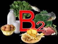 рибофлавин – витамин В2
