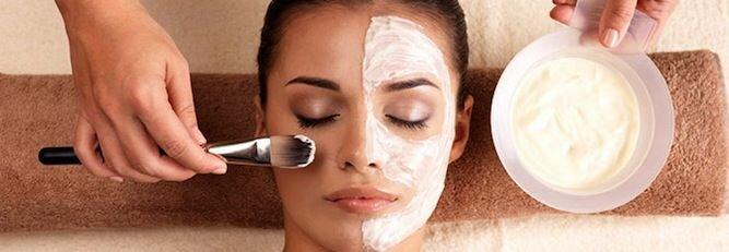 глубокая химическая чистка кожи