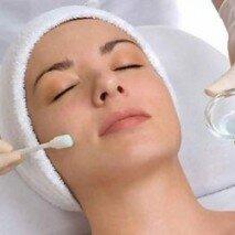 поверхностная чистка кожи