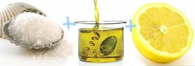 аспирин, мед и лимонный сок для пилинга