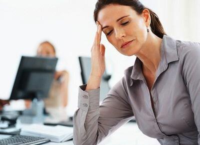 нервность и усталость