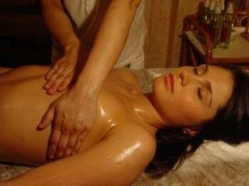 восточный массаж массаж груди