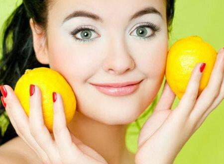 Рецепт лимонного пилинга
