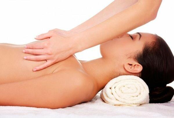 массаж для повышения упругости груди