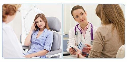 визит к врачу обследование