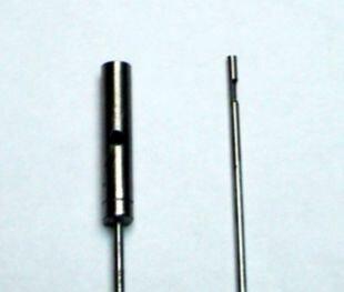 инструмент для пересадки волос - троакар