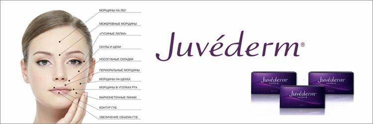 препарат Juvederm