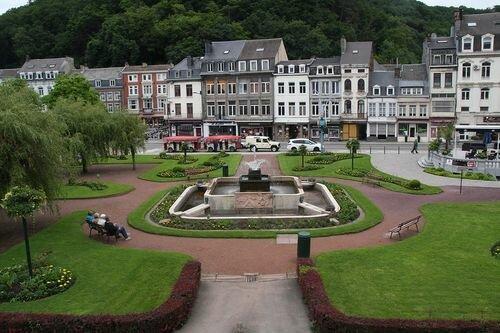 курорт в Бельгии