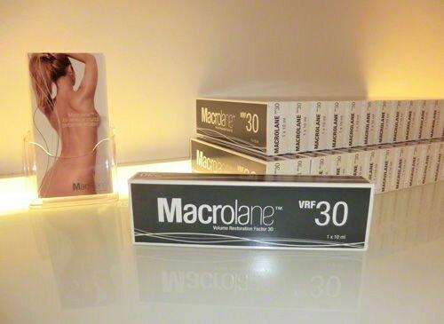 препарат Макролайн для моделирования тела