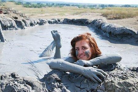 гидротермальные грязи