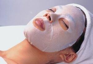 парафиновая маска