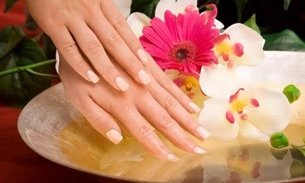 гладкая кожа рук