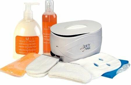 ванночка для парафинотерапии с защитныи краями