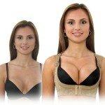 увеличение груди в домашних условиях массажем