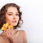 Эфирные масла для жирной кожи - лица, и проблемной